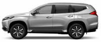 Mitsubishi Montero Sport or Similar